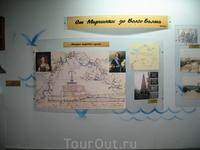 История торговых путей Севера. Схема. Памятники.
