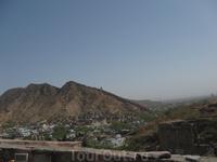 Джайпур. Вид з форта Амбер. 19.03.12