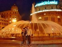 Генуя. Вечерняя.