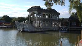 Летний императорский дворец Ихэюань
