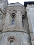 Построенный в стиле мудехар в самой первой версии в 1376 году, он за тем разрушался и текущая его версия, третья по счету, строилась в 1505 - 1520гг. под ...