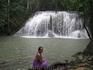1-й уровень водопада Эрован