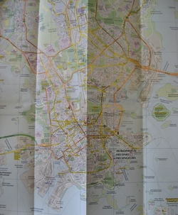 Карта дорог Хельсинки
