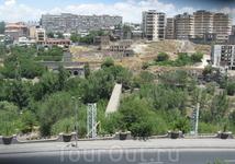 Склоны Еревана