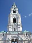 Пречистенская колокольня.Построена в начале  XX века по проекту архитектора С.И. Карягина, высота около 80 м.
