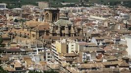 Granada - панорама города
