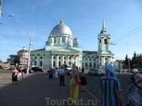 Храм на Красной площади
