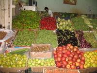 фрукты-овощи на турецкой части Никосии ))  П.С. пожалуй, это и все )) Спасибо, что немного попутешествовали по Кипру со мной ;)