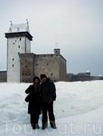 Нарвский замок. Башня Длинный Герман.