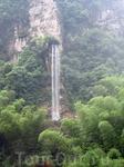 Местный водопад