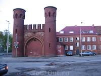 Закхаймские ворота.