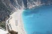 визитная карточка Кефалонии-пляж Миртос