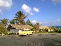 Остановка на Мексиканском заливе по дороге в Гавану...