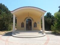 Православная церковь на территории отеля!