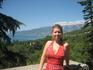 Вид на Ялту из Никитского сада