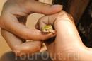 маааленькая лягушечка