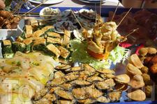Салентийские вкусности) рыба преобладает)