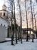 Спасо-Вознесенский женский монастырь. Вид со двора.