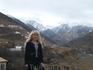 Куртатинское ущелье. Высота 2800 м. над уровнем моря