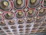 инкрустированный потолок