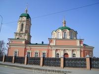 Церковь(ул 25 лет Октября)