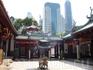 храм Тиан-Хок-Кенг, 1840 г., самый старый и один из самых интересных китайских храмов Сингапура