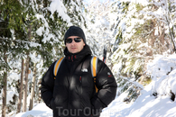 В лесу возле Eibsee