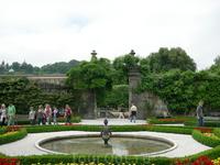 Зеленый остров в центре Зальцбурга - парк Франца Иосифа