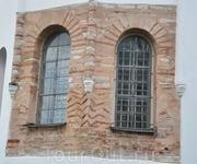 Подлинная византийская кладка.