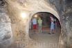 В подземном городе