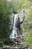 Водопад Еламовский, высота около 20-ти метров.