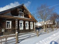 Гостевой дом в д.Гавриловская - Дом Абрамовых. Здесь зимой мы в основном принимаем гостей.