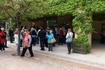 У входа в Альгамбру.