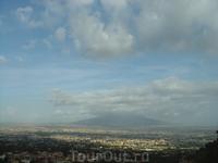 Долина у Везуввия