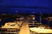 Причал для катеров в Хамаре... Город спит...