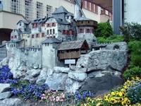 Княжеский замок в миниатюре