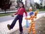 Portimao, domachnie apelsini (laranjas) iz Monchique