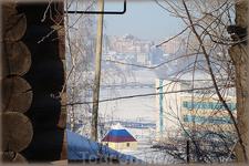 вид с переулка Кувшинский