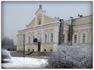 Церковь Александра Невского в Дивеево.