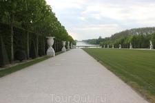 Парки Версаля