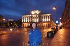 Дворец Сташица Варшава