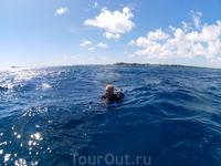 Всплытие. Индийский океан.