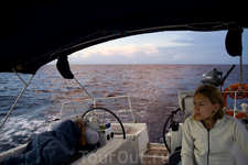 Капитан спит - яхта идет