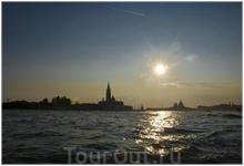 венецианский закат