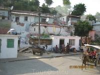 В Албании много цыганских поселков с ужасающей нищетой
