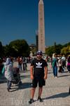 Стамбул, египетский обелиск