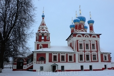 Церковь царевича Дмитрия.