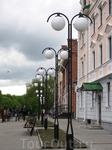 улочка Пскова