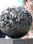 Памятник защитникам крепости