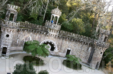 Прекрасный, тихий, таинственный парк в КДР